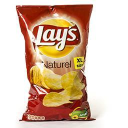 Chips Naturel XL size