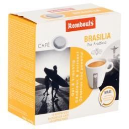 Brasilia Pur Arabica Maxi 16 Doses de Café