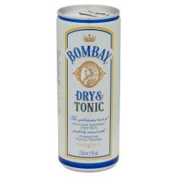 Dry gin & tonic