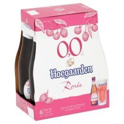 Rosée 0,0% Alc Bouteilles