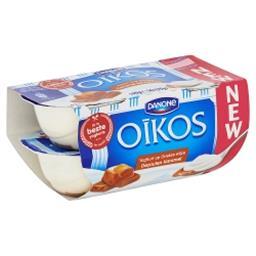 Yaourt à la Grecque Caramel Beurre Salé