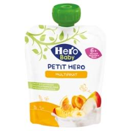 Petit Hero Multifruits 6+ Mois