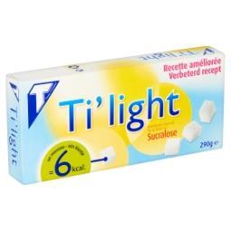 Ti-light - édulcorant de table à base de sucre et su...