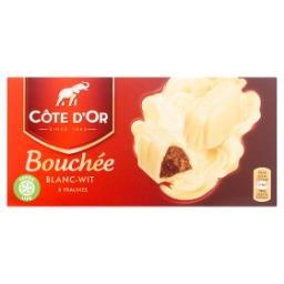 Bouchée chocolat blanc - 8 pièces