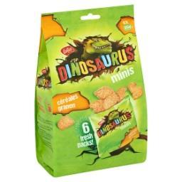 Dinosaurus Minis Céréales 6 x 25 g
