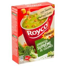 Minute soup crunchy - suprême de légumes