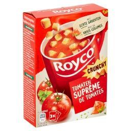 Minute soup crunchy - suprême de tomates