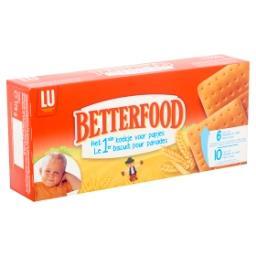 Betterfood Le 1er Biscuit pour Panades dès 6 Mois et...