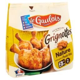 Originales Grignottes Nature au Bon Goût de Poulet R...