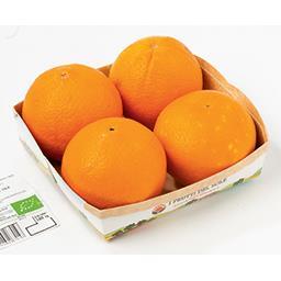 BIO oranges dessert