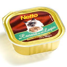 Aliment complet pour chat - au canard et au lapin - ...