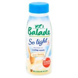 Crème culinaire légère - so light 5%