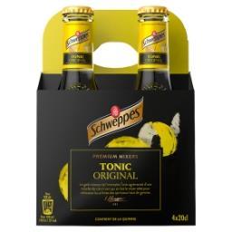 Tonic original - premium mixer - contient de la quin...