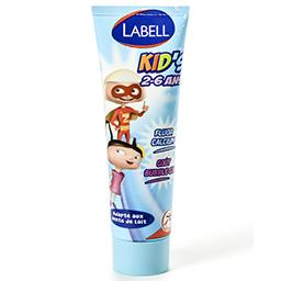 Dentifrice - pour les enfants de 2 à 6 ans