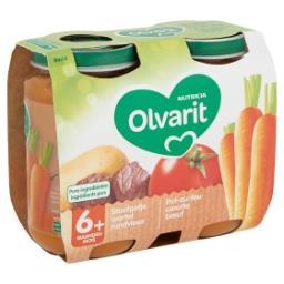 Pot-au-Feu Carotte Bœuf 6+ Mois