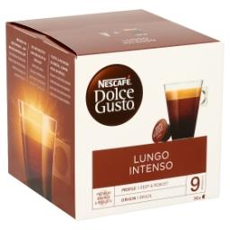 Dolce gusto - lungo intenso - café capsules