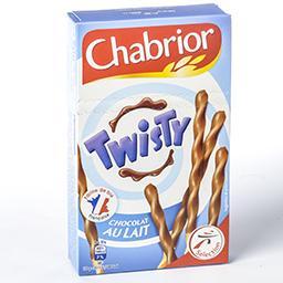 Twisty chocolat au lait
