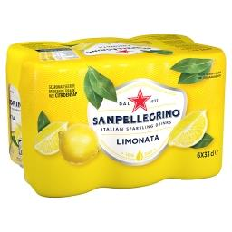 Limonata - boisson pétillante aromatisée au jus de c...