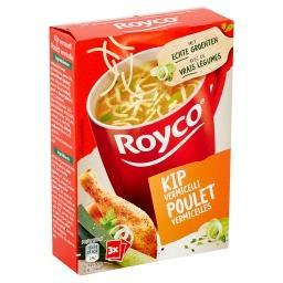 Minute soup Poulet vermicelles - soupe déshydratée -...