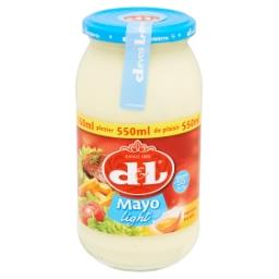 Mayonnaise light aux œufs