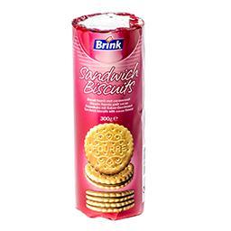 Sandwich biscuits - biscuits fourrés goût cacao