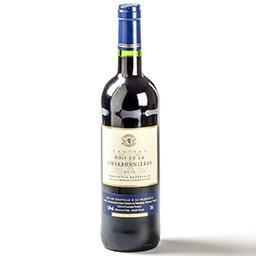 Vin rouge - château bois de la charbonnières - 2012 ...