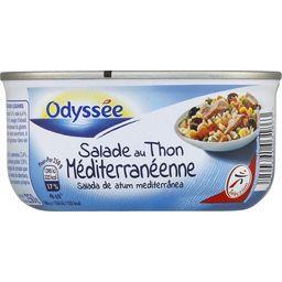 Salade au thon et riz méditerranéenne - salades du l...