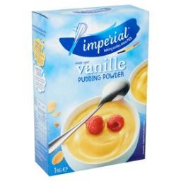Pudding poudre goût vanille