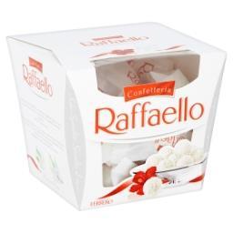 Raffaello - gaufrettes fourrées enrobées coco