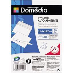 Enveloppes auto-adhésives 11,4x16,2 cm