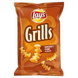 Grills Snack de Maïs Fumé 125 g