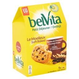 Belvita - petit déjeuner - le moelleux - pépites de ...