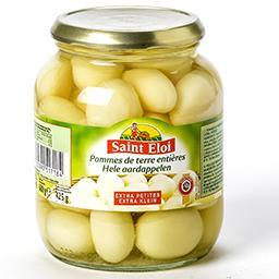 Pommes de terre entières pelées - extra petites