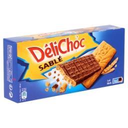 Biscuits sablés au chocolat au lait