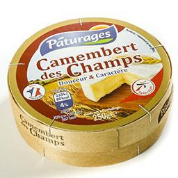 Camembert des champs - douceur et caractère
