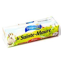 Le sainte-maure - fromage de chèvre