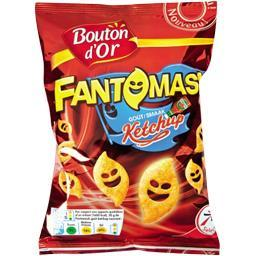 Biscuit apéritif fantomask goût ketchup