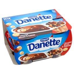 Danette pop - chocolat