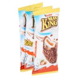 Maxi king - un cœur fondant de lait et caramel enrob...