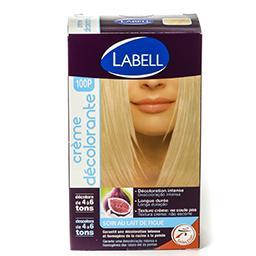 Crème décolorante cheveux 100p