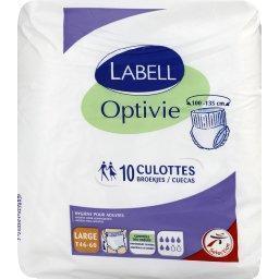 Culottes large t46-60, hygiène pour adultes