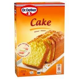 Préparation pour cake nature