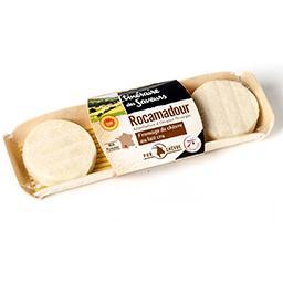 Rocamadour - fromage de chèvre au lait cru