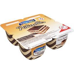 Paturette - Crème dessert saveur Tiramisu