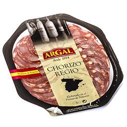 Chorizo regio en tranches