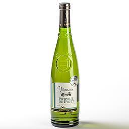 Vin blanc - villemarin - picpoul de pinet - 2014