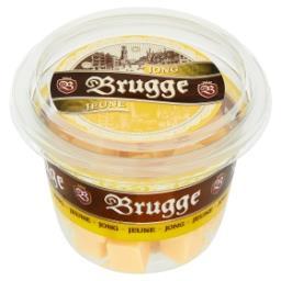 Jeune brugge - fromage en cubes