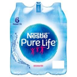 Pure life eau de source