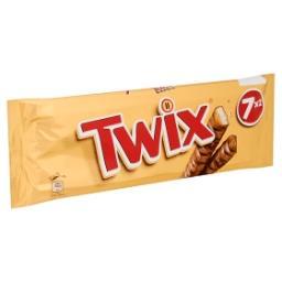 Barres de biscuit caramel et chocolat