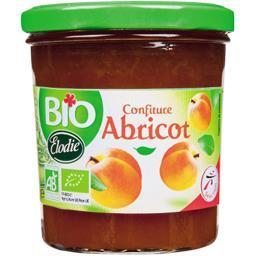Confiture abricot bio